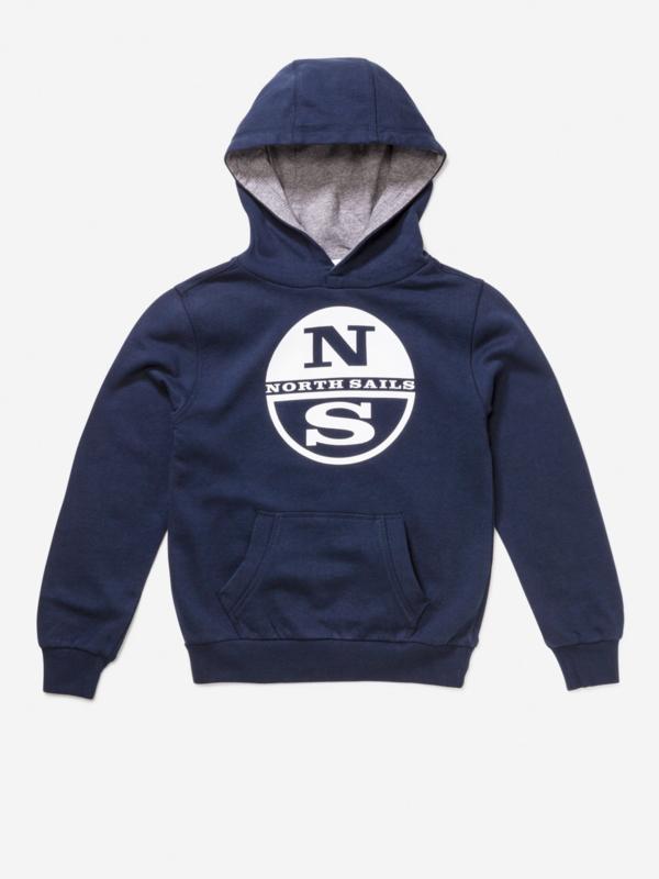North Sails Hoody Blue