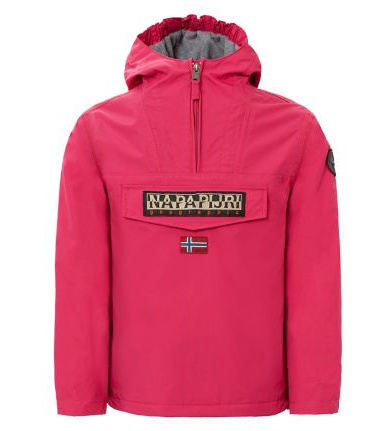 Napapijri Rainforest Winter Kid Pink