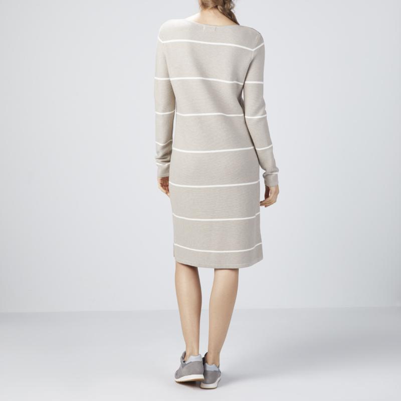 Henri Lloyd Stripe Dress Beige (W)