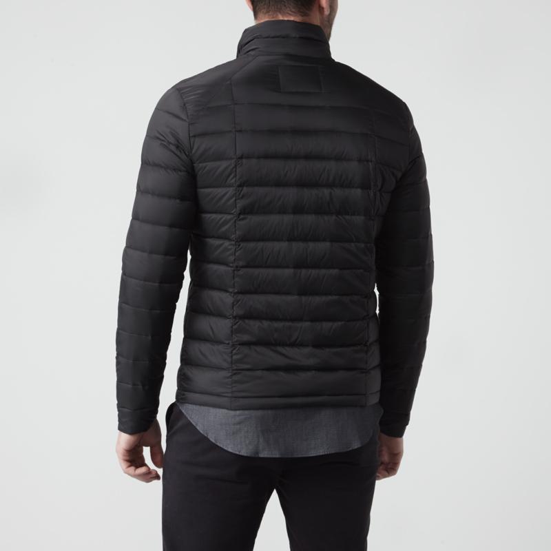 Henri Lloyd Cabus Light Weight Down Jacket Black