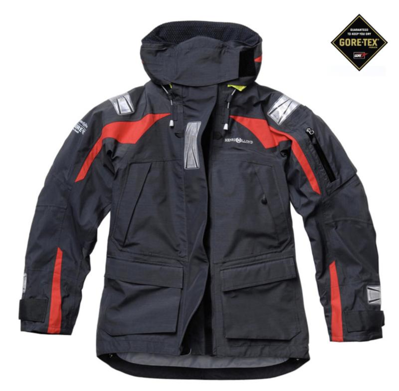 Henri Lloyd Gore Tex Explorer jacket WMNS - Carbon