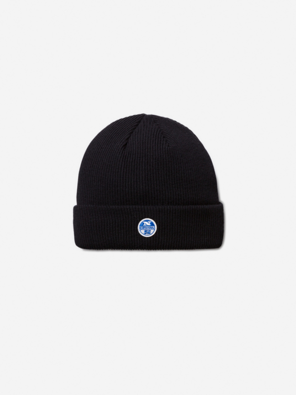 North Sails Beanie Black