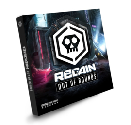 Regain Out of Bounds (2019) - Album CD