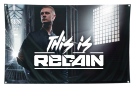 """This is Regain"" Flag"