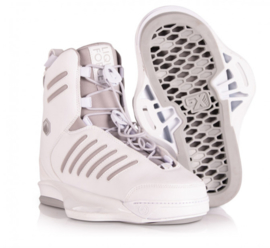 LIQUID FORCE TAO 6X 2021 WAKEBOARD BOOT - WHITE