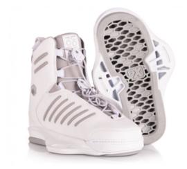 2022 Liquid force TAO 6X Boots - white