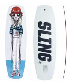 2022 slingshot bearden 152 cm pro wakeboard voor de kabel