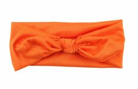 Haarband oranje