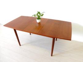 XL retro vintage eettafel tafel jaren 60 stijl deens