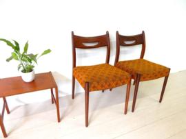 Vintage jaren 60 stoelen