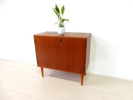 Vintage dressoir tv meubel jaren 60 teakhout