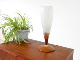 retro vintage lamp tafellamp dressoir lamp jaren 50