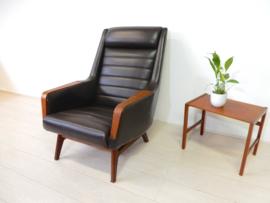 Vintage fauteuil jaren 60
