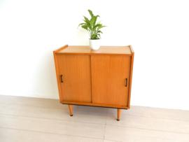 retro vintage kast dressoir tv meubel jaren 60 tv kast