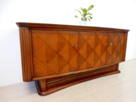 retro vintage kast dressoir tv meubel jaren 50 tv kast
