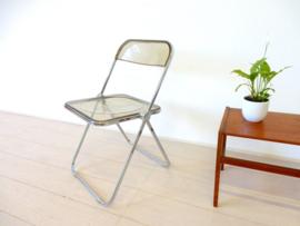 retro vintage Giancarlo Piretti klapstoel stoel Anonima Castelli Plia