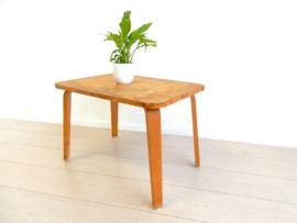 retro vintage bijzettafel tafel jaren50 Pastoe Cees Braakman