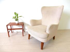 Vintage fauteuil Theo Ruth Artifort jaren 50