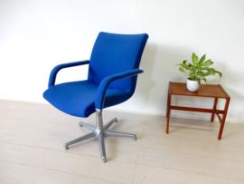 retro vintage stoel bureaustoel Artifort Geoffrey Harcourt