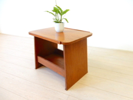 retro vintage bijzettafel kast plantentafel jaren 60