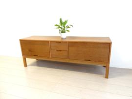 retro look Ikea dressoir tv meubel stockholm tvmeubel
