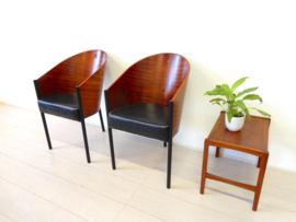 retro vintage stoel Philippe Starck eetkamerstoel Costes design