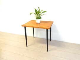 retro vintage jaren 70 tafel bijzettafel plantentafel