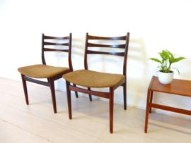 retro vintage eetkamerstoel stoel jaren 60 topform