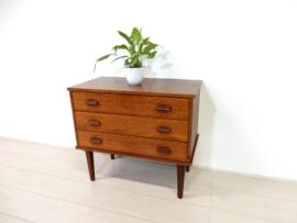 retro vintage ladekast kast dressoir jaren 60