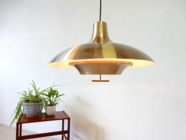 retro vintage lamp hanglamp plafondlamp jaren 60 / 70