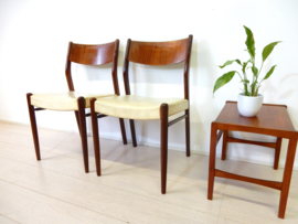 Vintage stoel jaren 60 eetkamerstoelen