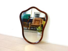 retro vintage spiegel jaren 60