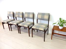 retro vintage stoel eetkamerstoel jaren 60