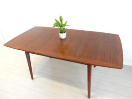 XL Webe vintage eettafel tafel jaren 60 Louis van Teeffelen