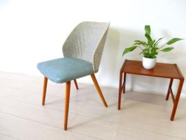 retro vintage stoel eetkamerstoel jaren 50