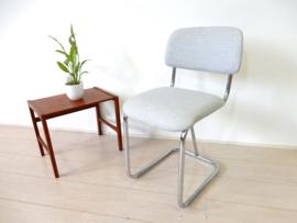 Vintage stoel Industrieel gispen jaren 60 bureaustoel 107