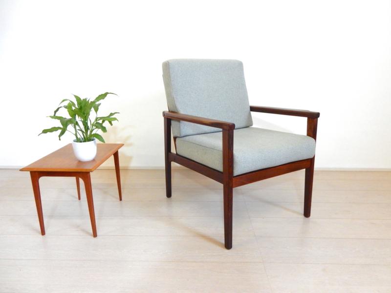 Verbazingwekkend Vintage fauteuil jaren 60 teakhout | Sold Zitmeubels | viking-vintage MQ-84