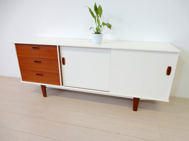 Tv Meubel Dressoir Kast.Vintage Dressoir Kast Tv Meubel Jaren 60 Sold Kasten Viking