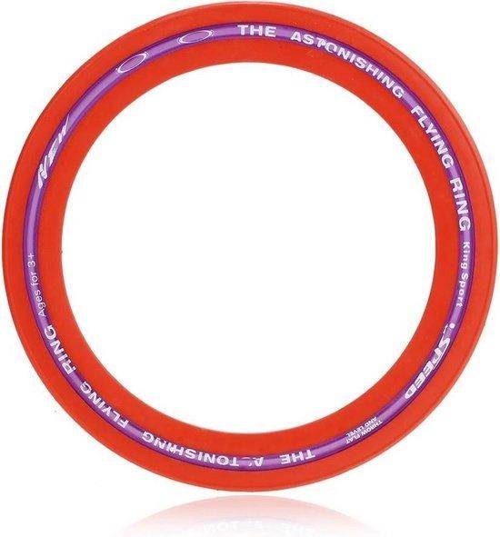 Sport FRISBEE - Werpring - Aero disc - Flying Ring - 25 CM