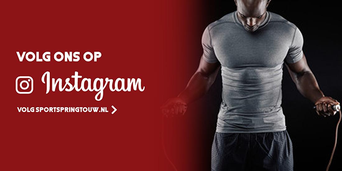 SportSpringtouw inspiratieplatform Instagram