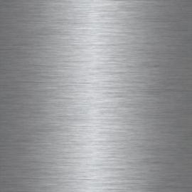 Metallic brushed 45CM BREED x 100CM LENGTE