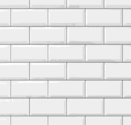 D-C-Wall® Ceramics Subway Tile 67,5CM X 4M