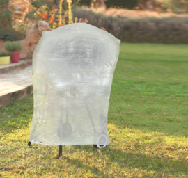 Beschermhoes CLASSIC voor o.a. een BBQ. Afm: 70x90 cm