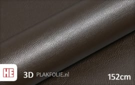 Hexis-HX30PGMBRB-Grain-Leather-Brown-Gloss 152CM BREED x P/M
