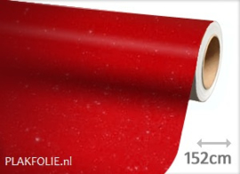 Diamant rood (wrap) folie 152CM BREED x P/M