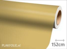 Mat beige (wrap) folie 152CM BREED x P/M