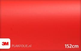 3M-2080-M13-Matte-Hotrod-Red 152CM