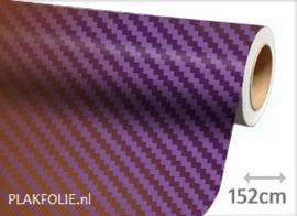 Carbon kameleon 3D (wrap) folie 152CM BREED x P/M