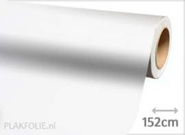 Mat wit (wrap) folie 152CM BREED