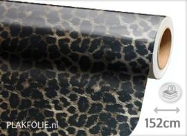 Luipaard print (wrap) folie 152CM BREED x P/M